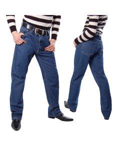 Jeans dunkel blau