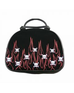 Flame Skull Tasche Style No.PL105