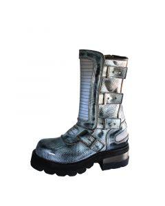 Sendra 4043 Blanco Biker Boot