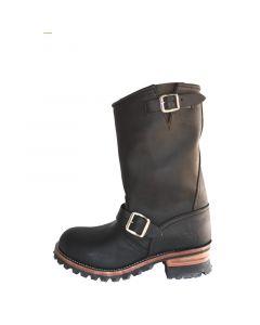 Sendra schwarz Biker boot 2944