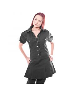 New Style Bluse mit Rock