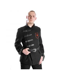 Jacke im alten Military Style