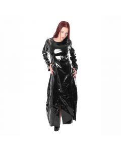 Langes Lack Kleid Style No.DRE-60