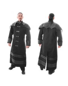Gothic Mantel Baumwolle Style No.MDK