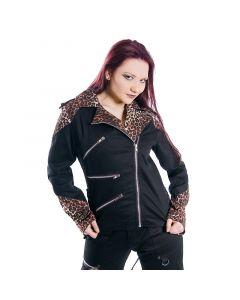 New Punk Star Damen Jacke Leo