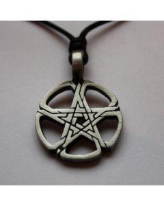 Pentagramm Anhänger