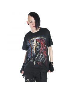 gothic Tshirt Sensenmann Fledermaus