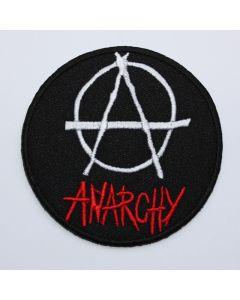 Anarchy Aufnäher