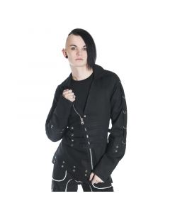 Bondage Longsleeve Top D Ring