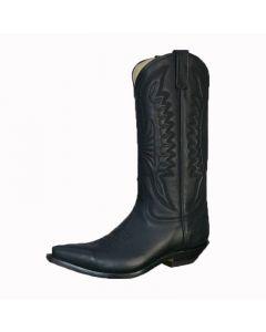Cowboy Stiefel 5014 WX Black Rancho