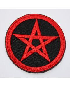 Aufnäher Pentagramm Patch