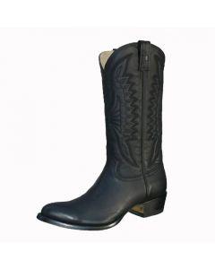 Western Stiefel 2058 WX Black Rancho