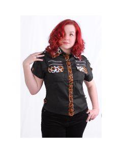 Rockabella Leopard shirt