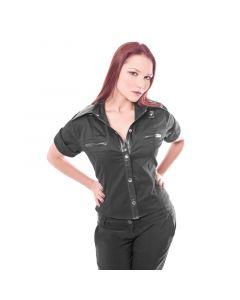 Minimal Bondage Damen Bluse