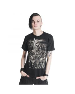 Gothic Tshirt glow in the dark