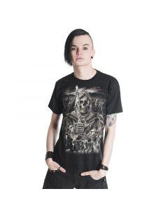 Gothic Tshirt glow in the dark