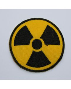 Aufnäher Radioactive Patch